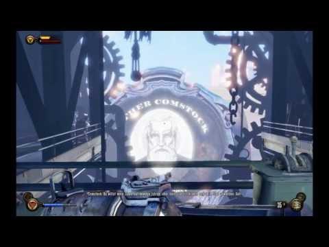 Let's Play Bioshock Infinite #9 - Immer machen was der Papa sagt