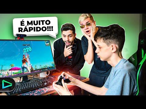 O CHEFE DA LOUD REAGIU A JOGABILIDADE DO FROSTY NO CONTROLE!!