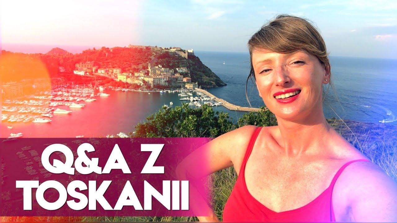 Q&A z wakacji we Włoszech   Ula Pedantula #153
