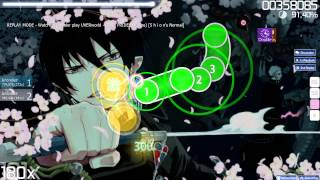 osu! - Core Pride (Ao no Exorcist's 1. opening.) / UVERworld (Music Group)