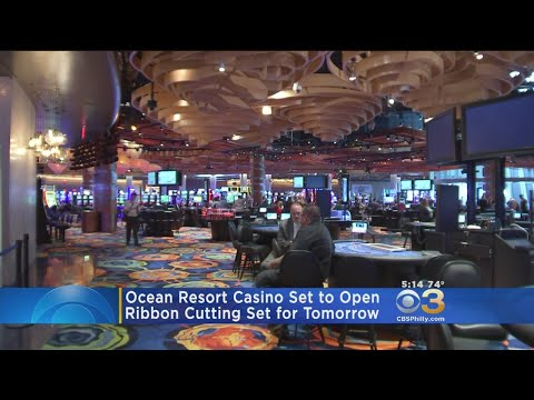 Ocean Resort Casino In Atlantic City Set To Open Thursday