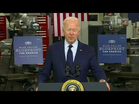 "Biden: ""In The 10 Year Period Between 14 To 24…Excuse Me Between…Uh… 10 & 20…2010 & 2020"""