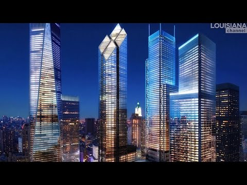 Daniel Libeskind Interview: The Ground Zero Master Plan