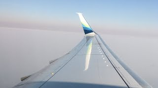 (HD) Alaska Airlines 737-800 Seattle - Washington DC (Reagan National)