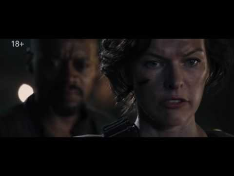 Обитель Зла  последняя глава - [зомби боевик/фантастика трейлер HD 2017]