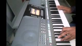 So Gaya Yeh Jahan (Tezaab) on Yamaha Keyboard PSR-S910