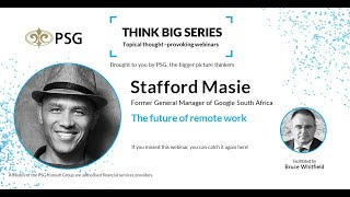 PSG Think Big Series: The future of remote work