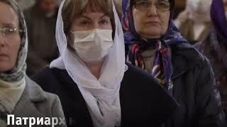 Патриарх Кирилл призвал верующих прекратить посещение храмов на время эпидемии коронавируса