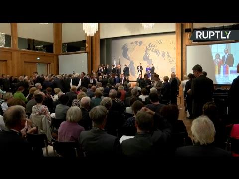 Церемония закрытия «перекрёстного» российско-германского года