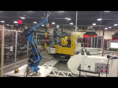 Complete Tube Fabrication Cell - Automation | Tube Form Solutions