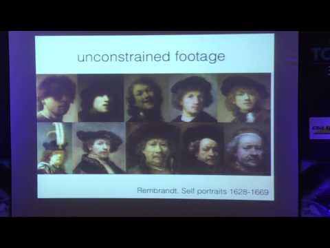 TCE 2016 - People Modeling from Historical Footage