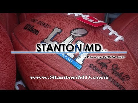 StantonMD- February 2018- Surgery on Sunday, Refuge Clinic, Airport Fire, and Wilson Footballs