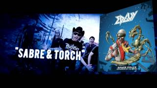 Edguy - Sabre & Torch (Space Police) 2014 HD