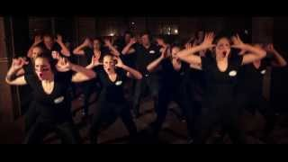 Red Bull Bar Staff Challenge #1 - Haka