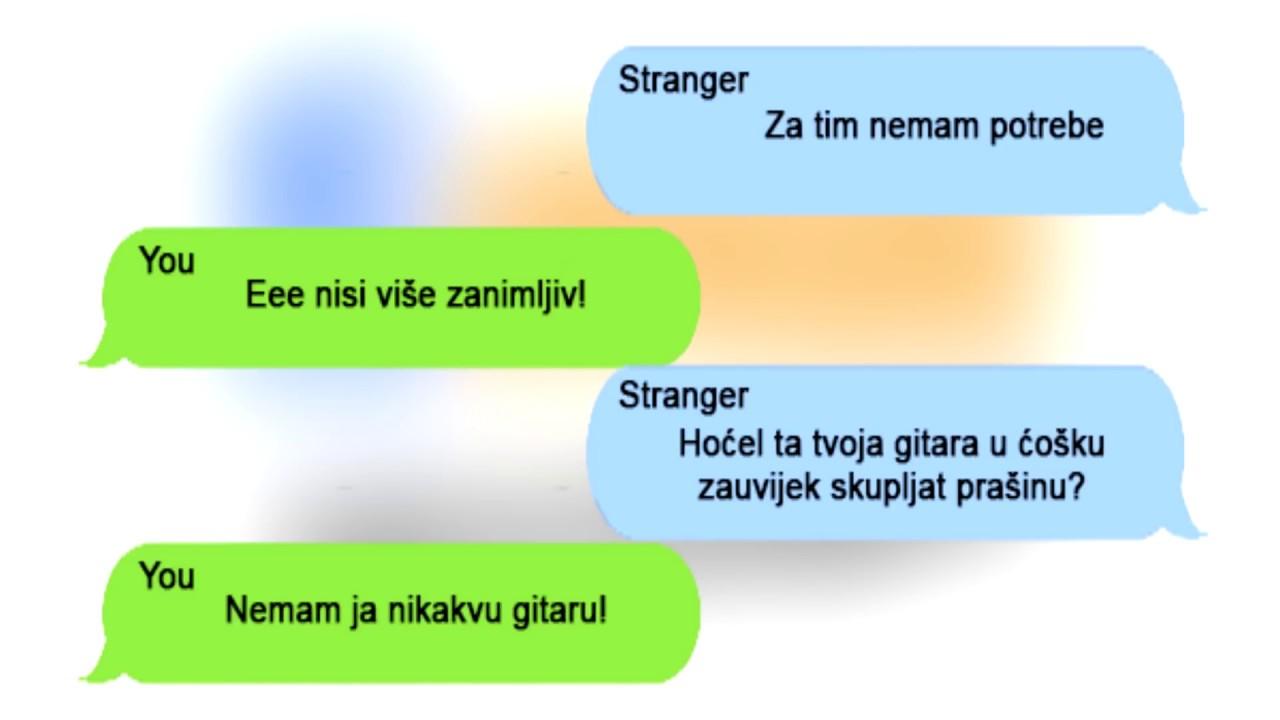 Sex - Ženska osoba traži mušku osobu