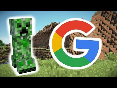 Creeper Aw Man But Every Word Is A Google Image