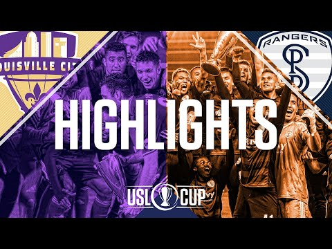 USL CUP HIGHLIGHTS: #LOUvSPR 11/13/2017