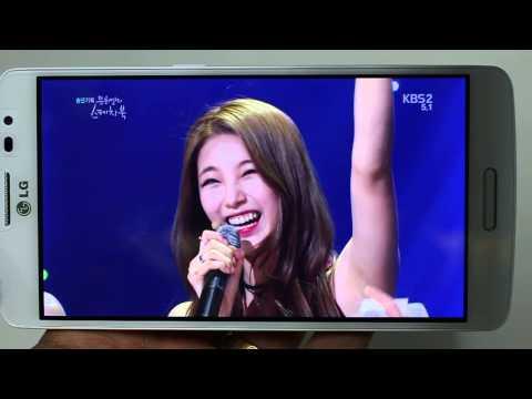 LG GX 디스플레이