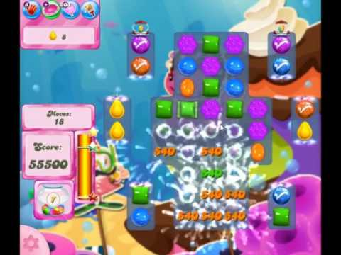 Candy Crush Saga Level 2563 - NO BOOSTERS