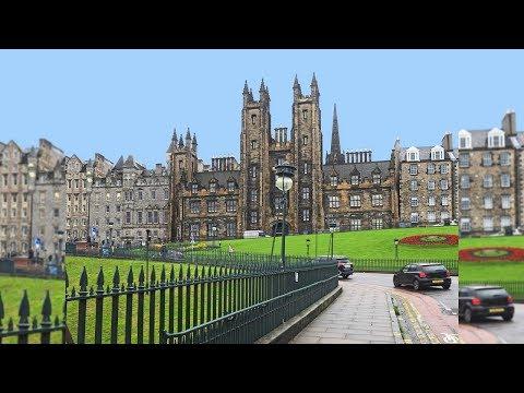 Short review of University of Edinburgh