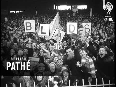 Sheffield - Burnley Win  (1962)