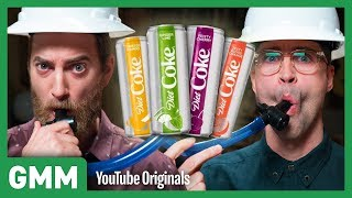 New Diet Coke Flavor Taste Test I STUFF WE TRY THAT YOU CAN