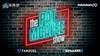 The Pat McAfee Show | Tuesday October 20th, 2020