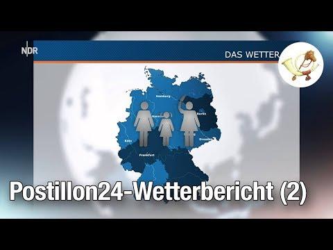 [Postillon24] Vielerorts Wetter von oben - Der Wetterbericht (2)