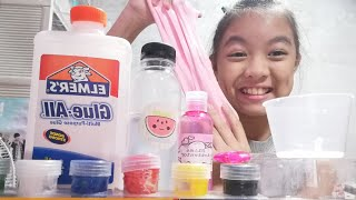 Fluffy Slime Without Shaving Foam! 🎉❤️🥰