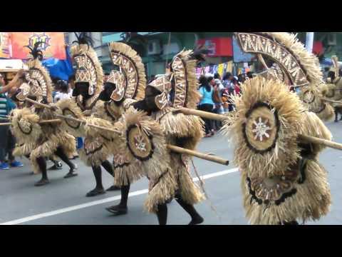 Ati-atihan festival in Kalibo,Aklan