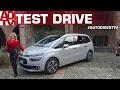 TEST DRIVE CITROEN C4 GRAND PICASSO 1.6 HDi 120 CV Automatica