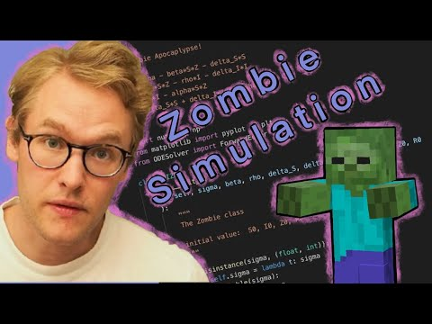 Simulating The Zombie Apocalypse With Python [2/2]