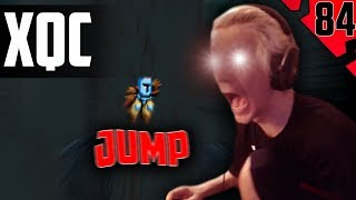 XQC PLAYS THE MOST RAGE INDUCING GAME!  - xQc Stream Highlights #84