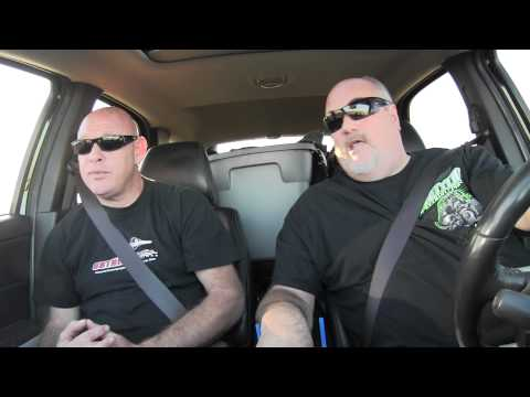 The Scott and Scotty Road Show following Western World 002