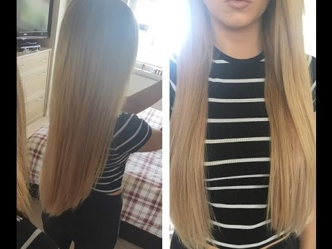 My fantasy hair extensions review youtube my fantasy hair extensions review pmusecretfo Gallery