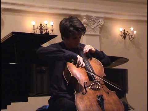 Luka Šulić plays Tchaikovsky Pezzo capriccioso