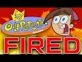 FIRED off Fairly OddParents