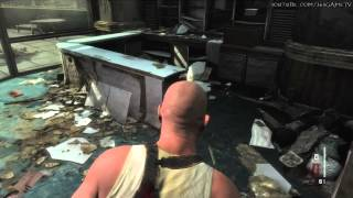 Max Payne 3 - A License To Kill - An Echo Of The Past - Achievement Collectibles Guide Part 02 - HD