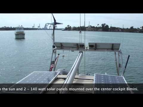 Renewable Energy Installation Winner 2015 - e Marine Systems