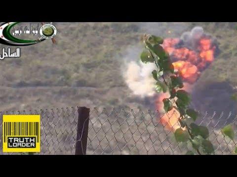 Turkish warplanes shoot down Syrian helicopter - Truthloader