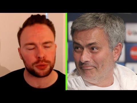 """Man Like Mo """"I want to apologise to Jose Mourinho"""" Everton 4-0 Manchester United"""