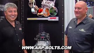 New ARP Hardware at SEMA 2014 V8TV Video