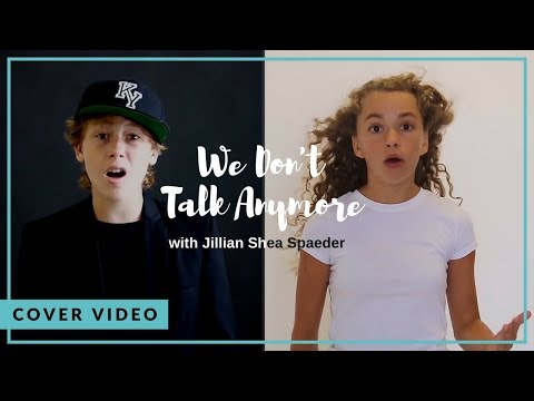 We Don't Talk Anymore - Cover by Ky Baldwin ft. Jillian Spaeder (Charlie Puth ft. Selena Gomez) [HD]