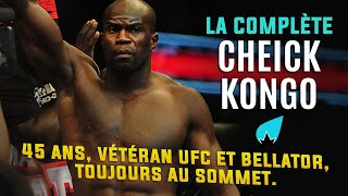 Interview Cheick Kongo - la France, le MMA Game et sa carrière XXXL