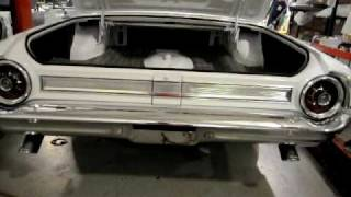 1964 Galaxie 500 XL being restored at Roush!!! Part 3