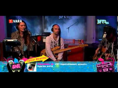 Within Temptation - Paradise acoustic @ 3FM 03/02/14