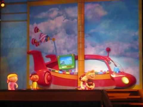 Playhouse Disney Live Little Einstein Youtube