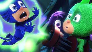 PJ Masks Super Pigiamini | Gattoboy e il restringitore | Nuovi Episodi | Cartoni Animati