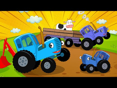 Синий трактор челлендж - Работа для всех - новинки 2021