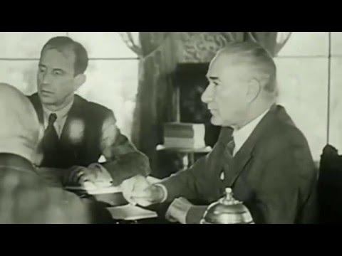 Atatürk'ün Görmediğiniz Yakın Çekim Videoları ! Mutlaka İzleyiniz